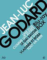 ジャン=リュック・ゴダール Blu-ray BOX Vol.2/ジガ・ヴェルトフ集団