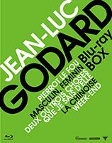 ジャン=リュック・ゴダール Blu-ray BOX Vol.3/ヌーヴェル・ヴァーグの成熟