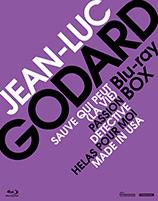 ジャン=リュック・ゴダール Blu-ray BOX Vol.4/新たな旅立ち