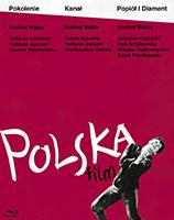 ポーランド映画傑作選1 アンジェイ・ワイダ 〈抵抗三部作〉 Blu-ray BOX